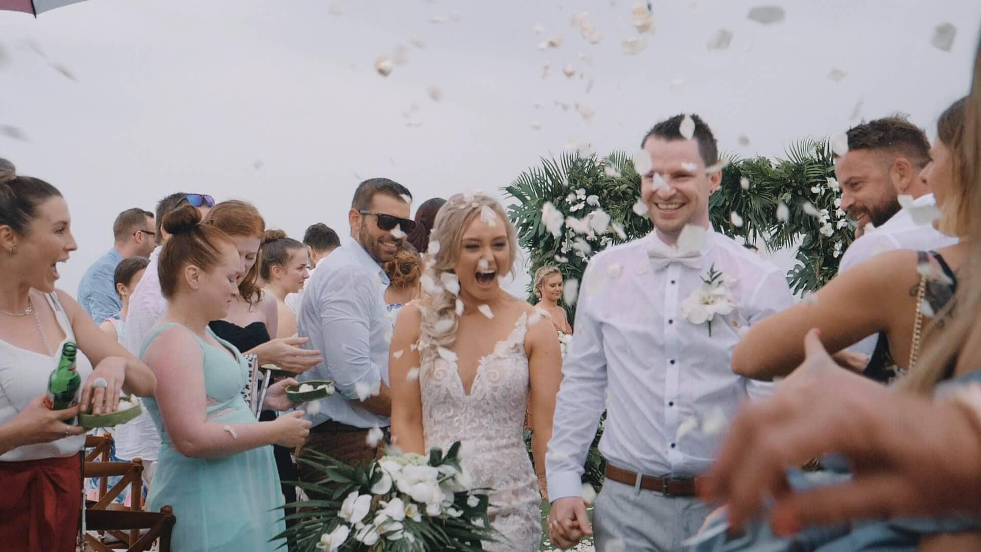 New Kuta Golf Wedding - Mell & Rush New Kuta Golf Wedding 10